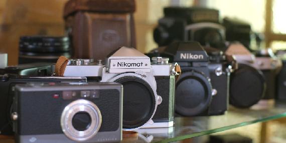 フィルムカメラレンタルについて